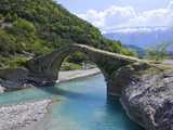 Roman Bridge of Benja  Albania  Europe