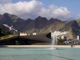 Plaza De Espana  Santa Cruz  Tenerife  Canary Islands  Spain  Atlantic  Europe