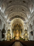 Basilica of St Anne  Altoetting  Bavaria  Germany  Europe