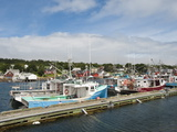 Westport Village  Brier Island  Nova Scotia  Canada  North America