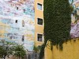 Les Olles Square (Placa De Les Olles)  Born District  Barcelona  Catalonia  Spain  Europe