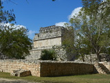Ancient Mayan Ruins  Chichen Itza  UNESCO World Heritage Site  Yucatan  Mexico  North America