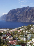 Los Gigantes  Tenerife  Canary Islands  Spain  Atlantic  Europe