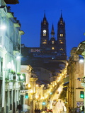 Gothic Basilica Del Voto Nacional  Old Town  UNESCO World Heritage Site  Quito  Ecuador