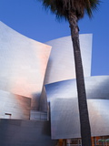 Walt Disney Concert Hall  Los Angeles  California  United States of America  North America