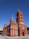 Pierhead Building  Built in 1897 As Wales Headquarters For the Bute Dock Company  Cardiff  Wales