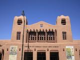 Institute of American Indian Arts  Santa Fe  New Mexico  United States of America  North America