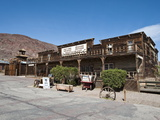 Calico Ghost Town Near Barstow  California  United States of America  North America