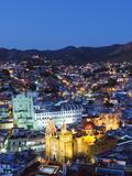 Basilica De Nuestra Senora De Guanajuato  Guanajuato  Guanajuato State  Mexico