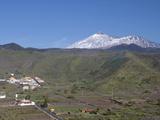 Mount Teide  Tenerife  Canary Islands  Spain  Europe