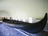 Gokstad Viking Ship Excavated From Oslofjord  Vikingskipshuset (Viking Ship Museum)  Oslo