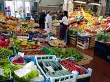 Market Trionfale  Quartiere Prati  Rome  Lazio  Italy  Europe