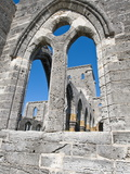 The Unfinished Church in St George'S  Bermuda  Central America
