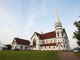 St Mary's Catholic Church  Indian River  Prince Edward Island  Canada  North America