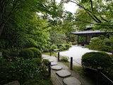 Tenjuan Garden in Nanzen Ji Temple  Kyoto  Japan  Asia