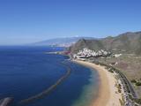 Las Teresitas  Tenerife  Canary Islands  Spain  Atlantic  Europe
