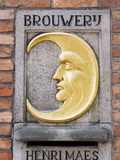 Henri Maes Belgian Beer  Brewery  Old Town  UNESCO World Heritage Site  Bruges  Belgium
