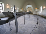 Remains of Tune Viking Ship Excavated From Oslofjord  Vikingskipshuset (Viking Ship Museum)  Oslo