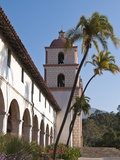 Santa Barbara Mission  Santa Barbara  California  United States of America  North America