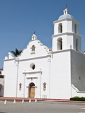 Mission San Luis Rey De Francia  Oceanside  California  United States of America  North America