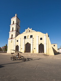 Iglesia Mayor of San Juan Bautista Church in Remedios  Cuba  West Indies  Central America