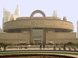 Shanghai Museum  Renmin Square  Shanghai  China  Asia
