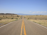 Highway 41  New Mexico  United States of America  North America