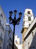 Saint Agustin Church  Cadiz  Andalusia  Spain  Europe