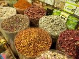 Spice Souk  Dubai  United Arab Emirates  Middle East