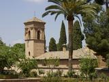 Convent of San Francisco  a Parador  Granada  Andalucia  Spain  Europe