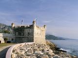 Jean Cocteau Museum  Bastion  Menton  Alpes-Maritimes  Cote D'Azur  Provence
