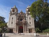 Casa Del Prado  Balboa Park  San Diego  California  United States of America  North America