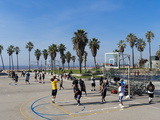 Venice Beach  Los Angeles  California  United States of America  North America