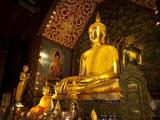 Wat Suan Dok  Chiang Mai  Chiang Mai Province  Thailand  Southeast Asia  Asia