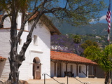 Presidio Chapel  El Presidio De Santa Barbara  Santa Barbara  California