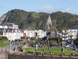 Town Centre  Ilfracombe  Devon  England  United Kingdom  Europe