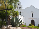 Mission Basilica San Diego De Alcala  San Diego  California  USA