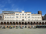 Youngstorget Market Square  Oslo  Norway  Scandinavia  Europe