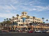 Main Street  Huntington Beach  California  United States of America  North America