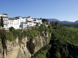 Ronda  Malaga Province  Andalucia  Spain  Europe