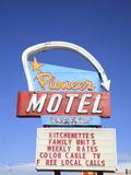 Motel  Route 66  Albuquerque  New Mexico  United States of America  North America