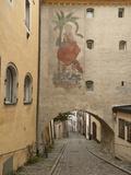 Passau  Bavaria  Germany  Europe