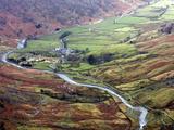 Stonethwaite  Lake District  Cumbria  England  United Kingdom  Europe