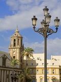 Santiago Church  Cadiz  Andalusia  Spain  Europe