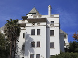 Chateau Marmont Hotel  Sunset Boulevard  Los Angeles  California