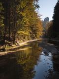 Saxon-Switzerland National Park  Saxony  Germany  Europe