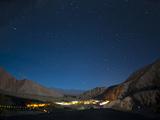 Milky Way  Hotel Alto Atacama  San Pedro De Atacama  Atacama Desert  Chile  South America