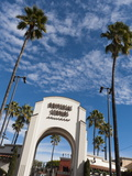 Universal Studios  Hollywood  Los Angeles  California  United States of America  North America