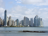 City Skyline  Panama City  Panama  Central America