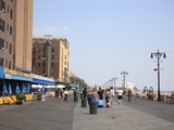 Brighton Beach Boardwalk  Little Russia  Brooklyn  New York City